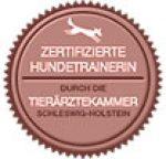 Zertifizierte Hundetrainerin Tierärztekammer Schleswig Holstein